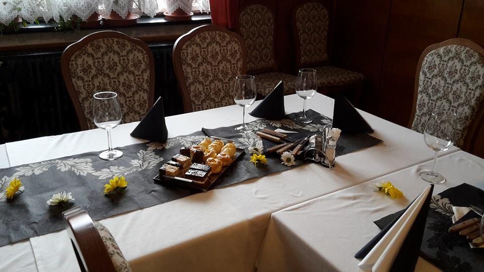 Restaurace Beseda - Společenské akce